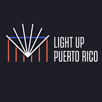 Light Up PR logo